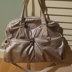 Kipling tote douffle bag